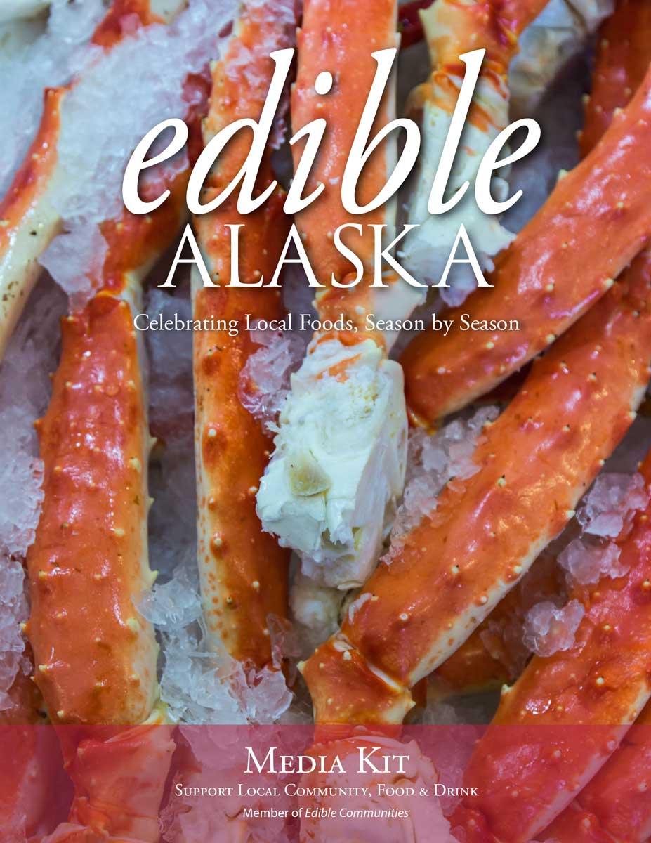 Edible Alaska Media Kit